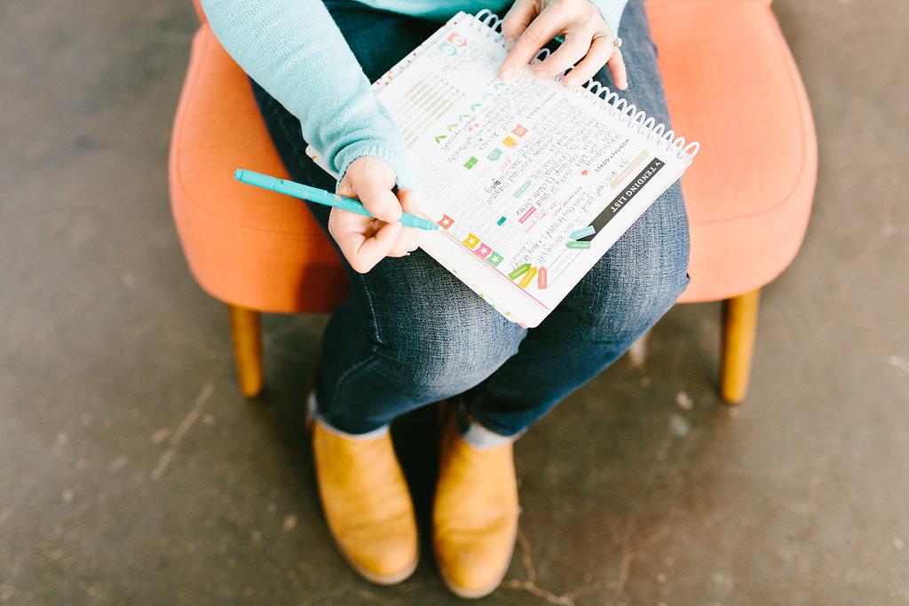 Delight in 2018 | Set goals that matter | Lightfilledhome.com/blog