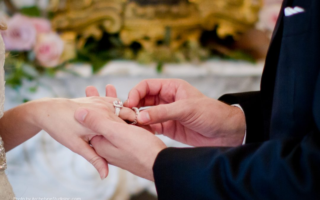 Tips To Writing Wedding Vows