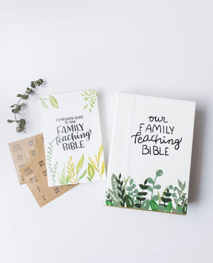 Family Teaching Bible | Lightfilledhome.com