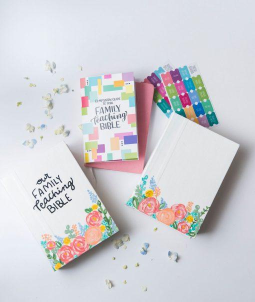Family Teaching Bible Bundle | Lightfilledhome.com/shop