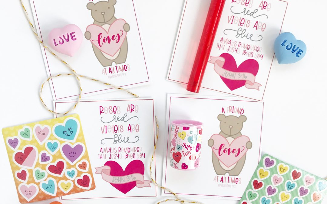 Christ-Centered Valentine Cards