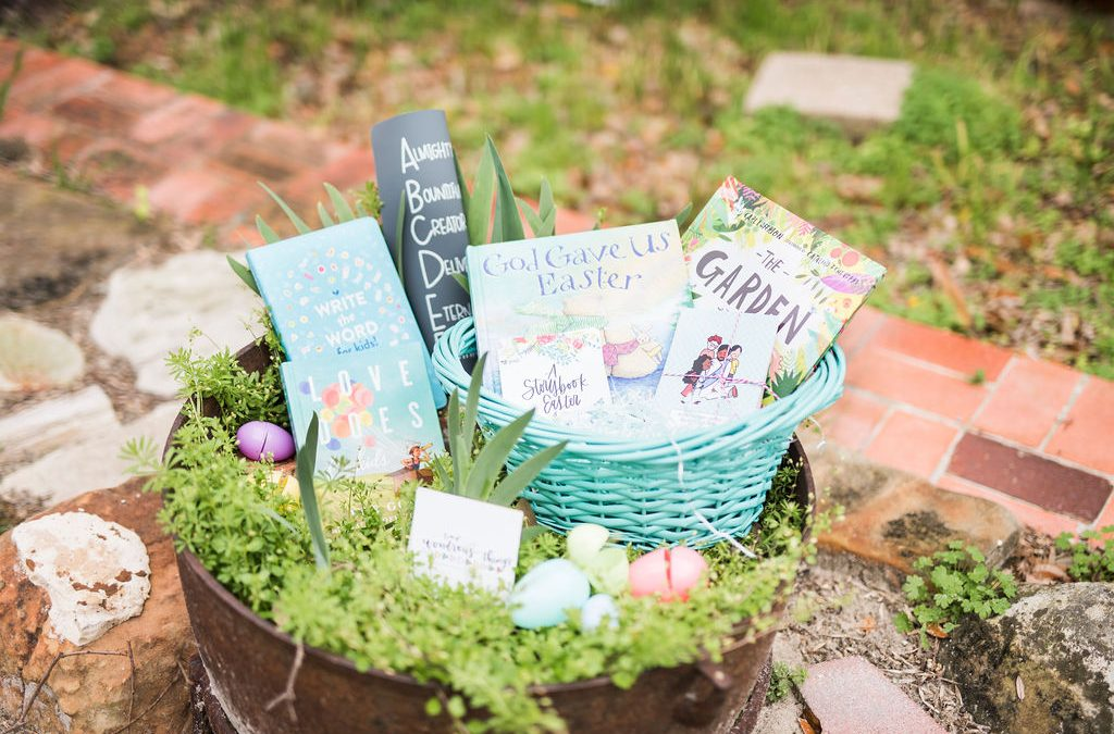 Christ-Centered Easter Baskets