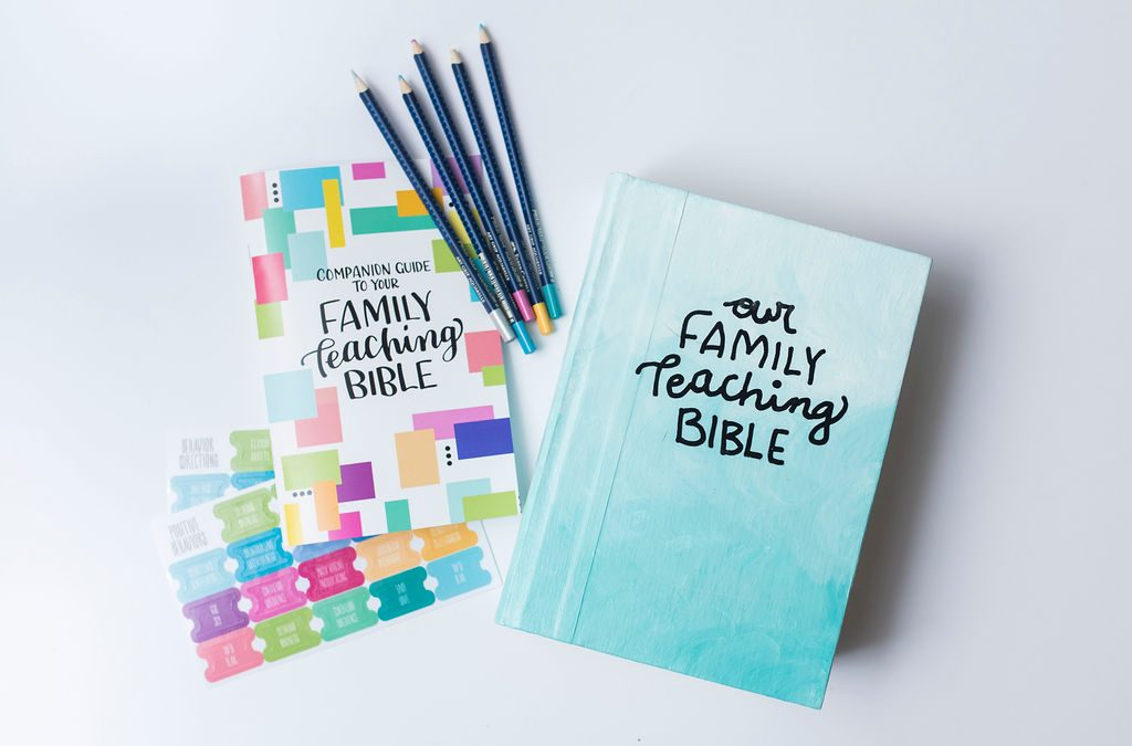 Family Teaching Bible and Companion Guide