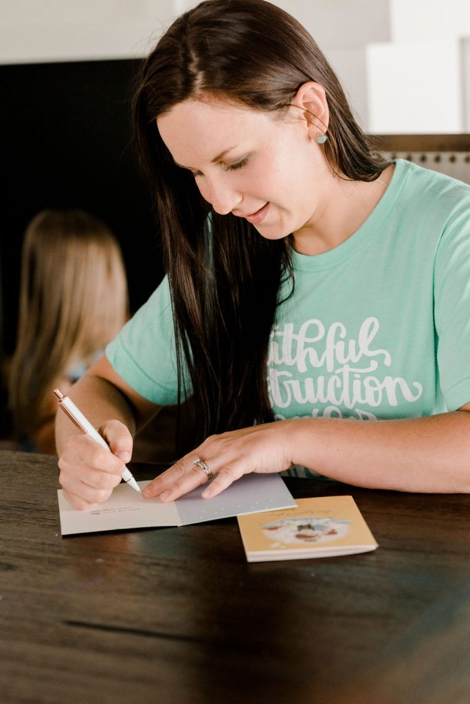 Encouragement with Hey Momma Cards | Lightfilledhome.com/blog