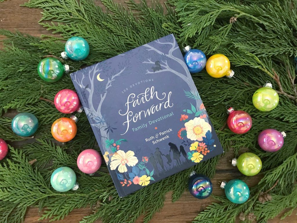 Faith Forward Family Devotional | Lightfilledhome.com/blog
